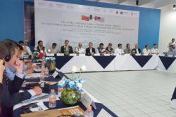 Participa CONAPESCA En Reunión Trilateral China-EU- México Para El Combate Al Tráfico Ilegal Del Pez Totoaba