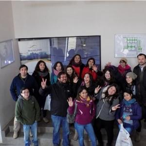 Alumnos Del Centro Universitario Puerto Natales Visitaron Piscicultura De Salmones Magallanes