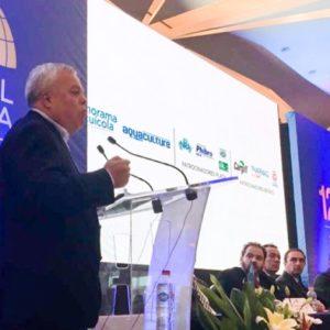 México Con Condiciones Privilegiadas Para Hacer Acuacultura Y Atraer Inversiones: Mario Aguilar Sánchez