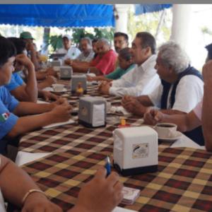 Ribereños Mexicanos Se Unen A Plan De Manejo Del Camarón