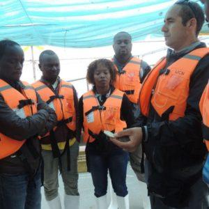 Profesionales De África Se Capacitan En Acuicultura En Coquimbo, Chile