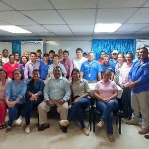 ARAP Capacita Sobre Las Buenas Prácticas De Producción Acuícola En El Cultivo Del Camarón Blanco P. Vannamei En Panamá