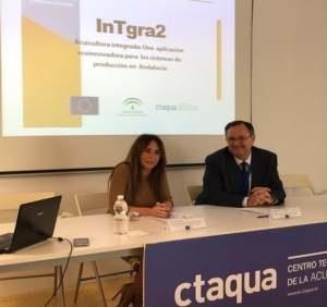 Junta Apoya Un Proyecto De Acuicultura Integrada Desarrollado Por Ctaqua Con Más De 370.000 Euros En El Puerto, España