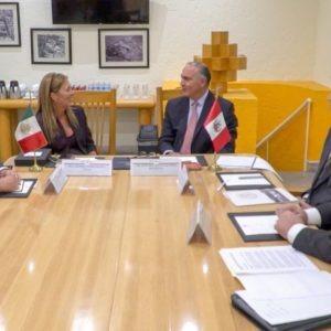 México Y Perú Buscan Fortalecer Cooperación En Pesca Y Acuacultura