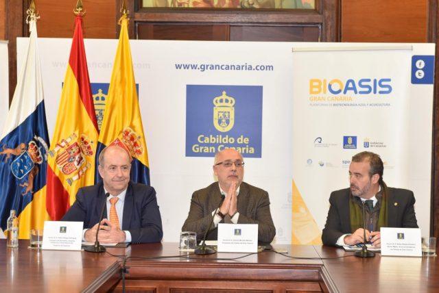 Gran Canaria. Nuevos Avances En Biotecnología Azul Y Acuicultura 640×428