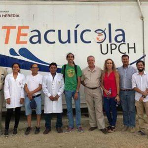 Viceministro De Pesca Y Acuicultura Visitó CITE Acuícola En Talara