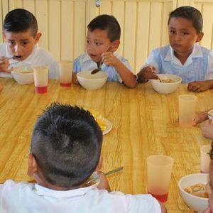 Merluza Como Desayuno Escolar Para Abatir Desnutrición