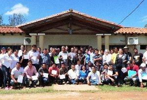 Fundarp Acompaña La Capacitación De Pequeños Productores En Rubro Piscícola En Paraguay