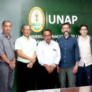UNAP Perú Firmaría Alianza Con Universidad Estatal De Carolina Del Norte (USA)