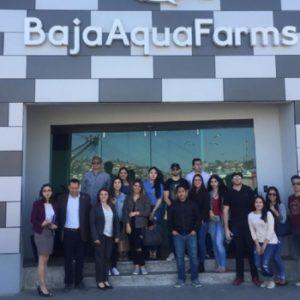 Visita El Cetys Baja Aqua-Farms