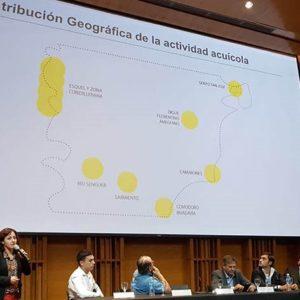 Acuicultura: Chubut Presentó Trabajo En Transferencia Tecnológica