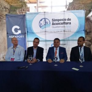 Simposio De Acuicultura Explora Intercambio De Conocimientos Para Cultivo De Camarón Y Tilapia En Guatemala