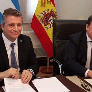 España Y Argentina Colaborarán Para Mejorar El Sector Acuícola