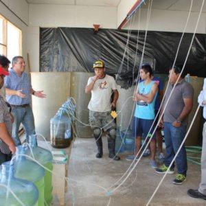 Investigadores De CRIDESAT-UDA Desarrollan Nuevo Proyecto Con Pequeños Acuicultores De Atacama