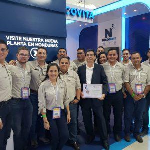 Nicovita Celebra 20 Años De Apertura Del Negocio En Honduras Participando En Simposio Centroamericano De Acuicultura