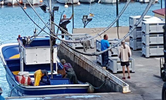 La Pesca Y La Acuicultura Reciben Una Subvención De 5,1 Millones