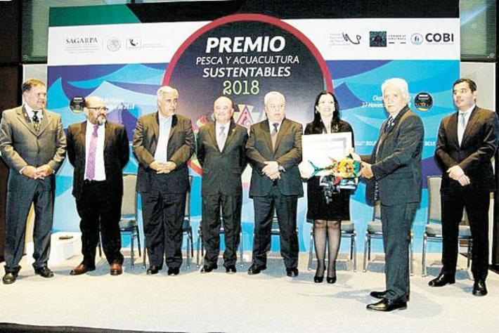 Premian A Investigadora Del Cicese Por Acuicultura