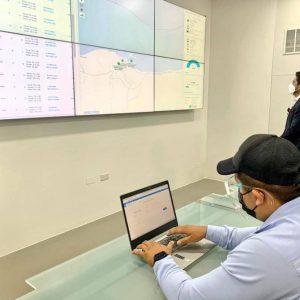 Ecuador inauguró un Centro de Monitoreo Satelital para la industria acuícola y pesquera